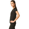 adidas Response - Camiseta Running Mujer - negro